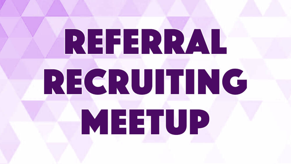 【人材業界限定】Referral Recruiting Meetup